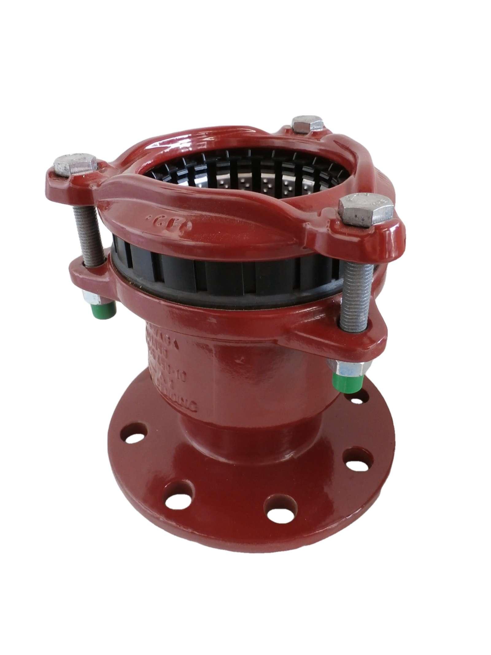 Přírubový adaptér  spojka potrubí s přírubou