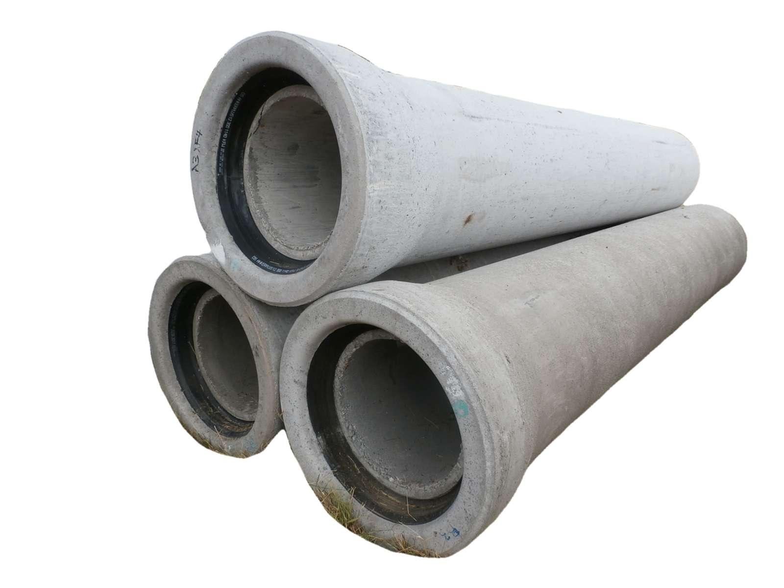 Trubka betonová